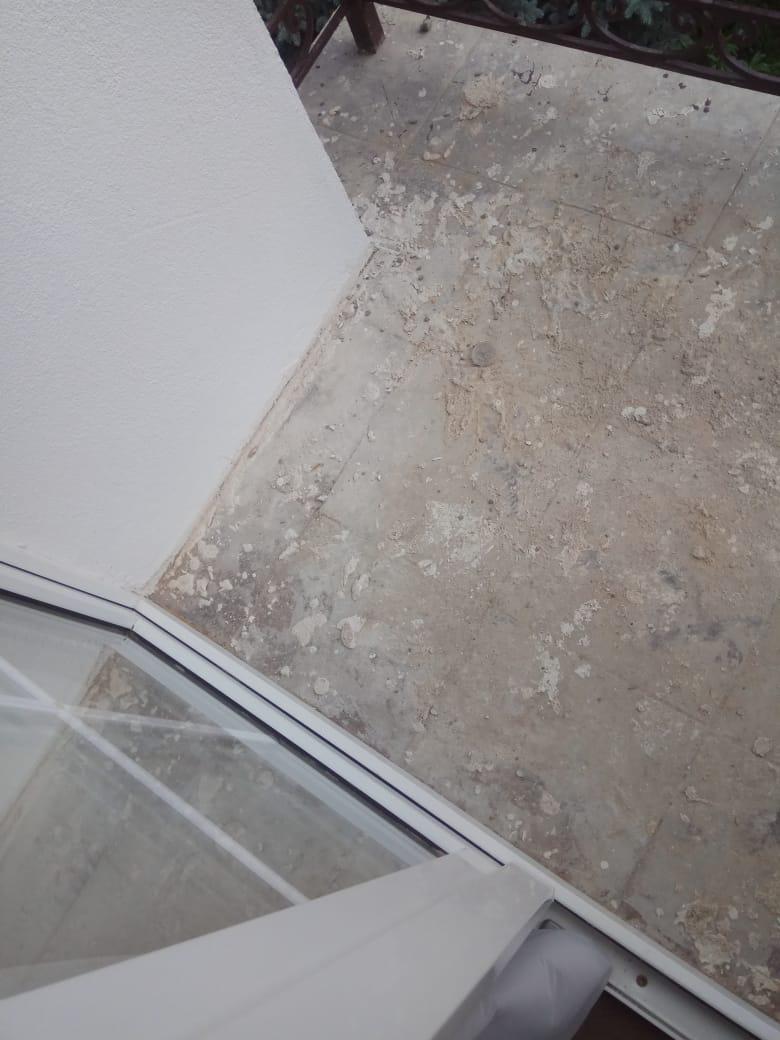 Балкон после ремонта